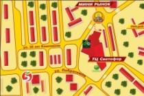 Карты и схемы проезда 43 - kwork.ru