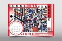 Дизайн календарей 9 - kwork.ru