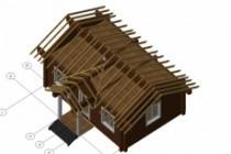 Проектирование деревянных конструкций 10 - kwork.ru