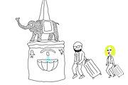 Быстро нарисую веселые иллюстрации 165 - kwork.ru