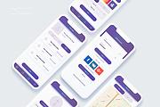 Дизайн Вашего приложения. iOS и Android 74 - kwork.ru