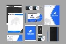 Создам фирменный стиль бланка 254 - kwork.ru