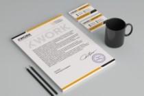 Создам фирменный стиль бланка 255 - kwork.ru