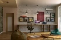 Создам 3d визуализацию интерьера в 3ds max, по ТЗ 20 - kwork.ru