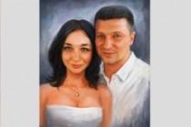 Портрет по фото. Ручная работа 35 - kwork.ru