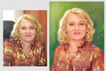 Портрет по фото. Ручная работа 38 - kwork.ru