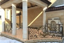 Сделаю 3d модель кованных лестниц, оград, перил, решеток, навесов 57 - kwork.ru