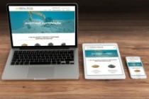 Адаптивная верстка html/css (мобильные сайты, landing page) 5 - kwork.ru