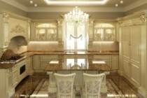 Дизайн и визуализация кухни 20 - kwork.ru