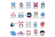 3 логотипа за пару часов, более 2000 вариантов на любой вкус и цвет 7 - kwork.ru