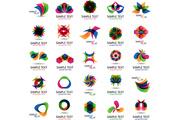 3 логотипа за пару часов, более 2000 вариантов на любой вкус и цвет 9 - kwork.ru