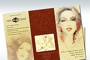 Рекламная листовка, флаер (А4, А5, А6, евро) 18 - kwork.ru
