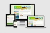 Создам сайт на Joomla за 5 дней 10 - kwork.ru