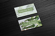Дизайн оригинальных визиток 14 - kwork.ru