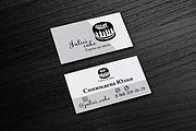 Дизайн оригинальных визиток 17 - kwork.ru
