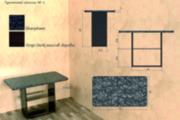 Моделирование мебели 165 - kwork.ru