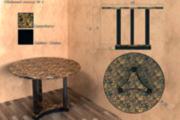 Моделирование мебели 166 - kwork.ru