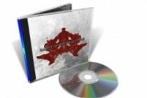 3D макеты футляра Jewel Box CD дисков для вашего творчества 5 - kwork.ru
