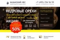 Эскиз страницы сайта 7 - kwork.ru