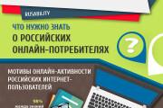 Инфографика с уникальным дизайном 13 - kwork.ru