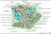 Выполню концепцию ландшафта загородного участка в стиле архскетчинга 10 - kwork.ru