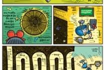 Нарисую стрип для газеты, журнала, блога, сайта или рекламы 44 - kwork.ru