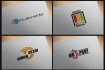Создам современный логотип 205 - kwork.ru