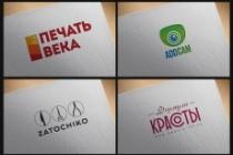 Создам современный логотип 207 - kwork.ru