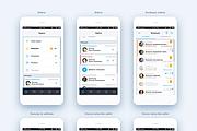 Дизайн мобильного приложения 7 - kwork.ru