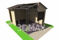 Сделаю 3D модель, текстурирование и визуализацию 309 - kwork.ru