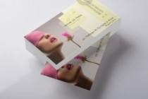2 варианта визитки в исходнике 33 - kwork.ru