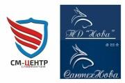 Переведу логотип в вектор 6 - kwork.ru