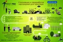 Инфографика любой сложности 101 - kwork.ru