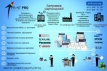 Инфографика любой сложности 102 - kwork.ru