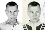 Ретушь фото Цветное фото из черно-белого 15 - kwork.ru