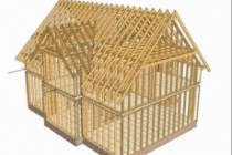 Сделаю 3D проект каркасного дома 27 - kwork.ru
