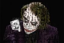 Шрифтовой портрет 3 - kwork.ru