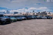 Мод GTA 5 с реальными автомобилями 4 - kwork.ru
