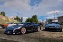 Мод GTA 5 с реальными автомобилями 5 - kwork.ru