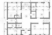 Планировка и перепланировка квартиры 15 - kwork.ru