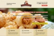 Продающий Landing Page под ключ 106 - kwork.ru