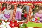 Наш чудесный Новый Год - слайд-шоу для семейных фотографий 3 - kwork.ru