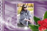 Слайд-шоу Я тебя поздравляю для женщины 3 - kwork.ru