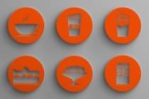 6 иконок в едином стиле 12 - kwork.ru