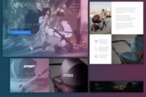 Дизайн Landing Page 41 - kwork.ru