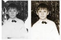 Ретушь, реставрация и восстановление старинных фотографий 5 - kwork.ru
