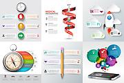 2800 шаблонов для создания инфографики 50 - kwork.ru