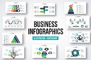2800 шаблонов для создания инфографики 54 - kwork.ru