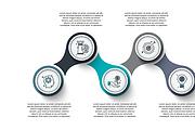 2800 шаблонов для создания инфографики 57 - kwork.ru