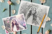 Откорректирую Ваши снимки и сделаю из них оригинальную композицию 26 - kwork.ru